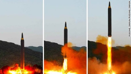 N. Korea to US: Do not provoke us