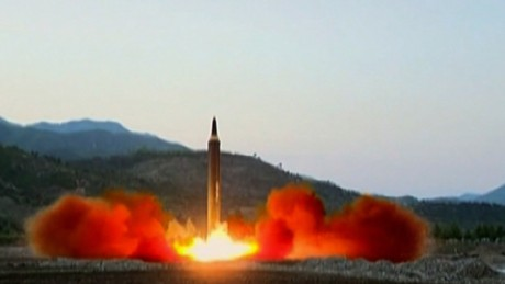 North Korea provokes China with missile test