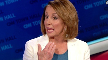CNN Nancy Pelosi Town Hall Record time -- 8:55p -- 10:30p