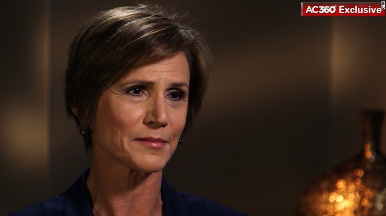 Yates: Russians had real leverage over Flynn