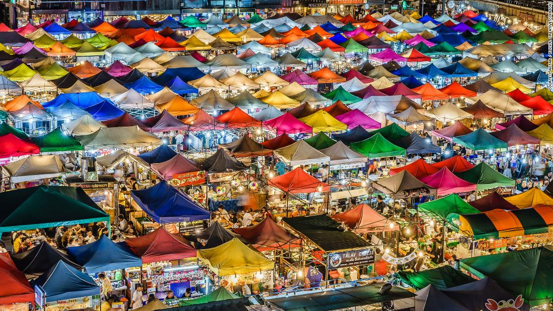 Locals can show you the real Thailand