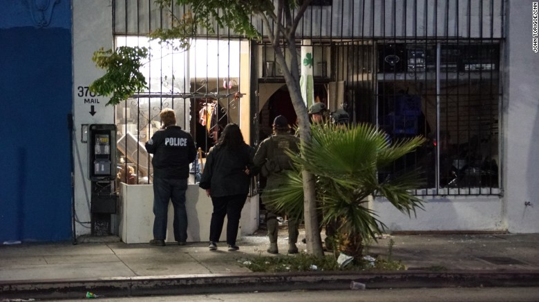 Dozens Of MS Gang Members Nabbed In  Los Angeles Raids CNN - M13 gang us map