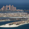 atlantis hotel overlooks the palm dubai