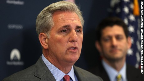 House Majority Leader Kevin McCarthy (R-CA)(Photo by Justin Sullivan/Getty Images)