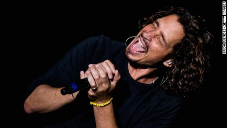 Chris Cornell helped others find themselves