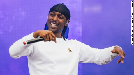 JME is one of many UK grime artists to have spoken out in support of Jeremy Corbyn.