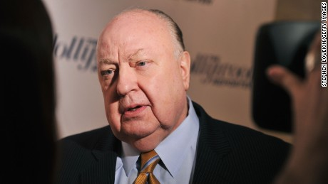 "NEW YORK, NY - APRIL 11:  Roger Ailes, President of Fox News Channel attends the Hollywood Reporter celebration of ""The 35 Most Powerful People in Media"" at the Four Season Grill Room on April 11, 2012 in New York City.  (Photo by Stephen Lovekin/Getty Images)"