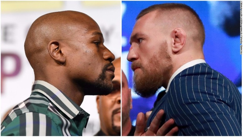 Behind the Mayweather-McGregor megafight