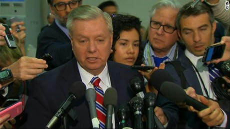 Graham: Russia probe seems to be criminal