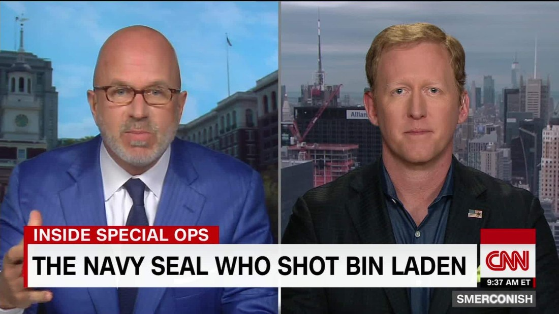Navy SEAL who claims he killed bin Laden bought goodbye gifts for his kids ahead of 2011 raid