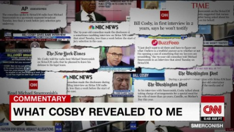 What my Cosby interview revealed