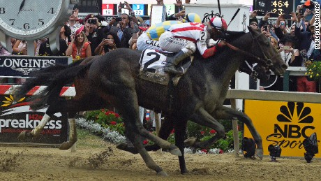 Cloud Computing edged Classic Empire at the finish line.