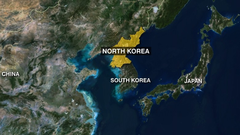 south north korea fires unidentified projectile field bpr_00000510