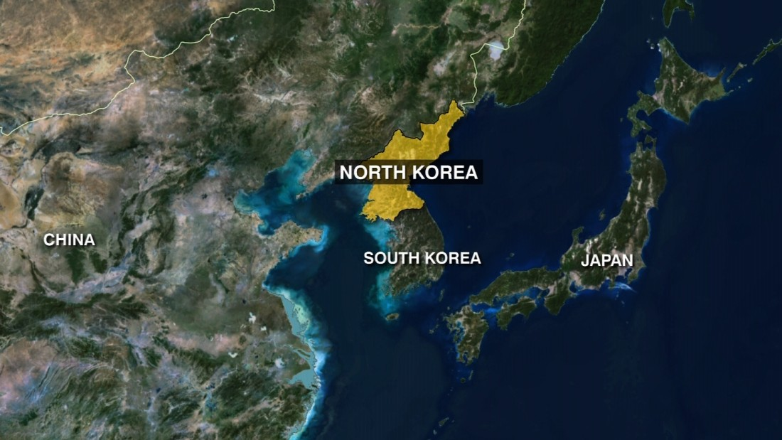 North Korean soldier defects across demilitarized zone