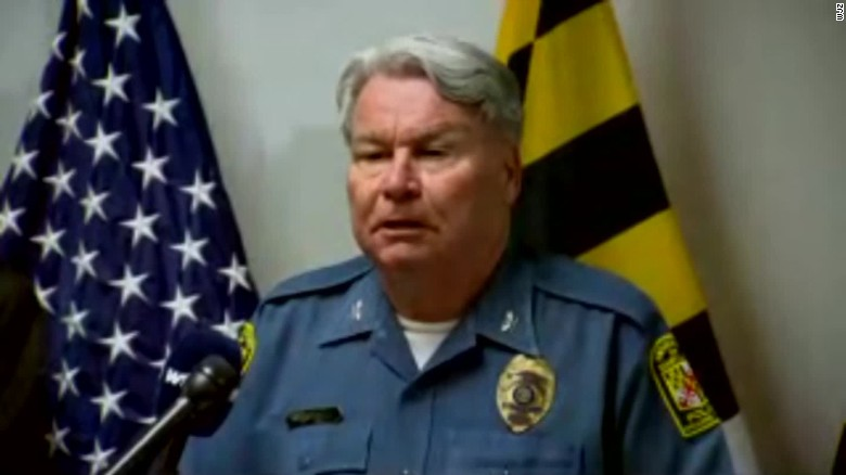 university of maryland fatal stabbing press conference sot_00000205