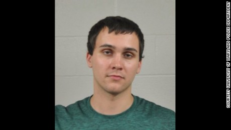Sean Christopher Urbanski, 22, is charged with murder in the death of Richard Collins III.