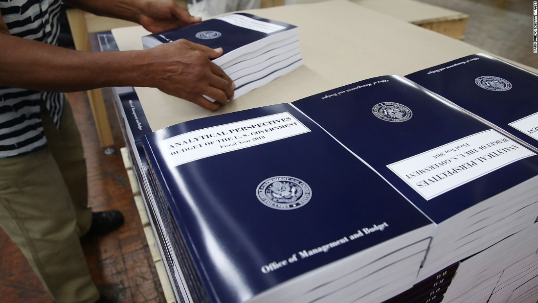 Trump's budget, with substantial and symbolic cuts, could be politically tricky for Republicans