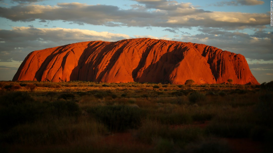 Sacred Uluru will be closed off to climbers in October 2019