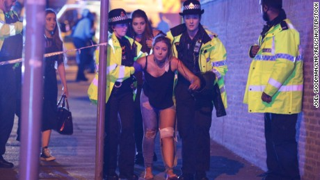 Manchester Arena explosion: 22 dead after blast at Ariana Grande concert