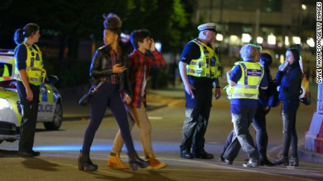 Manchester bomber's brother denies involvement in attack