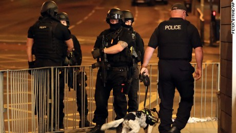 Manchester attack: Who is Salman Abedi?