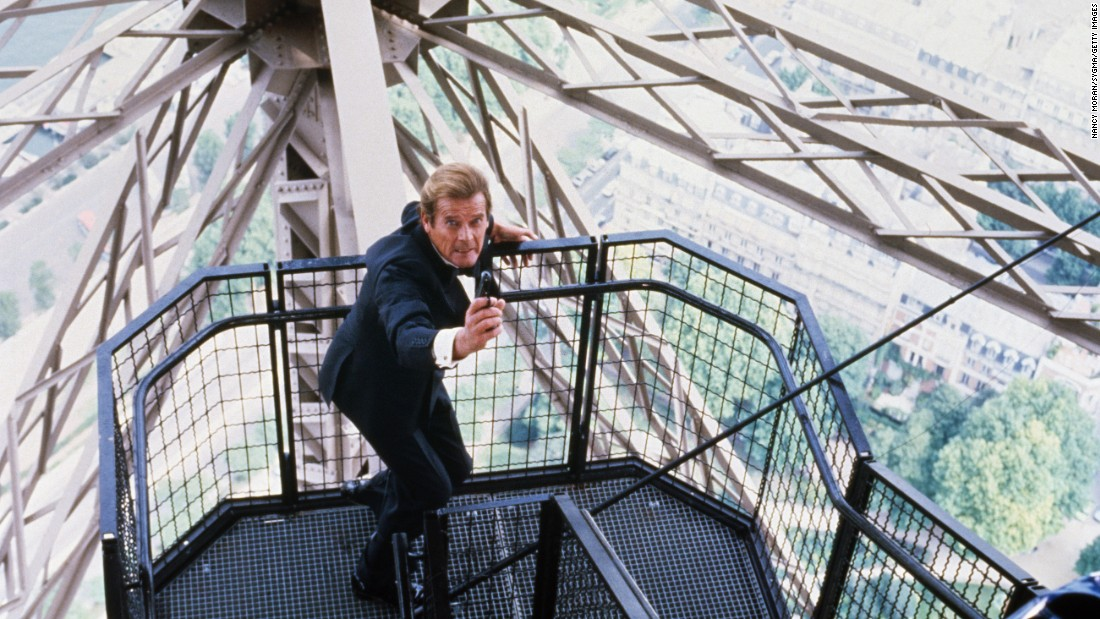 "Moore's last movie as Bond was ""A View to a Kill"" in 1985."