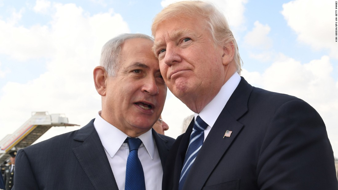 Israel and Trump: United against the world
