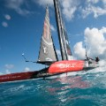 Oracle Team USA America's Cup fly by Sam Greenfield best photos