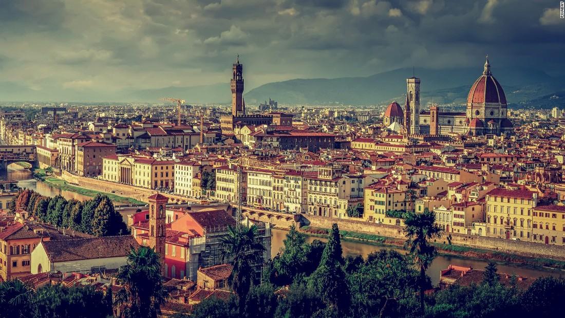 Walk in the footsteps of Leonardo da Vinci in Italy