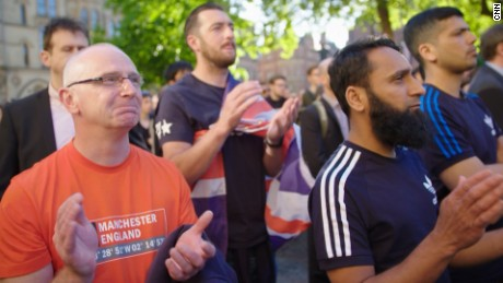 Manchester unites: We're stronger together