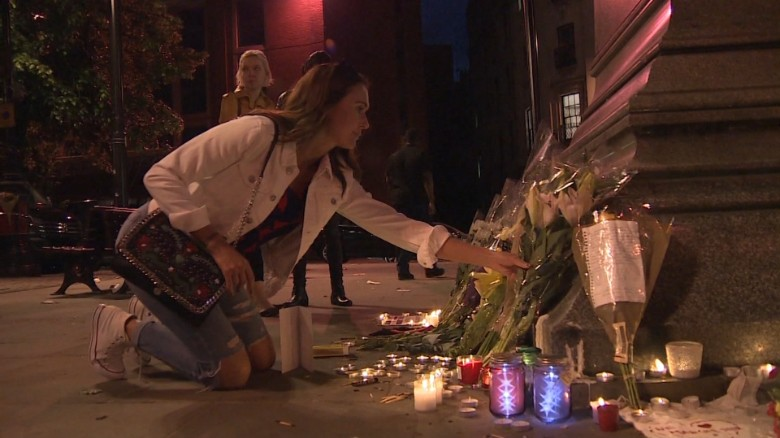 Manchester finds strength amid mourning