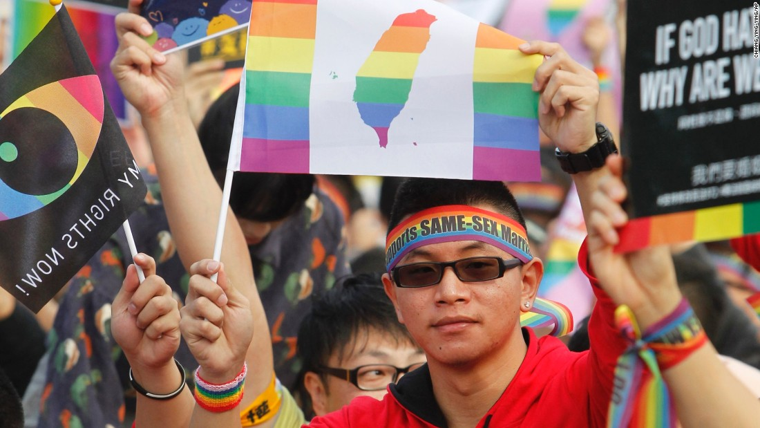 first gay asia
