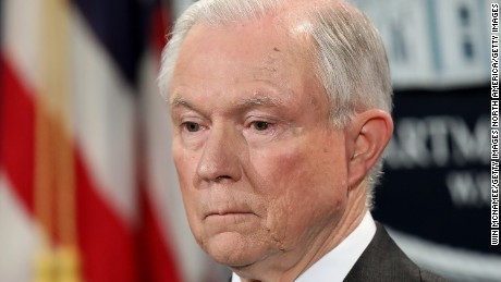 Comey told senators Sessions may have met Russia's ambassador a third time