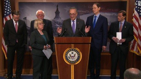 Democrats seek to unify under a new economic agenda