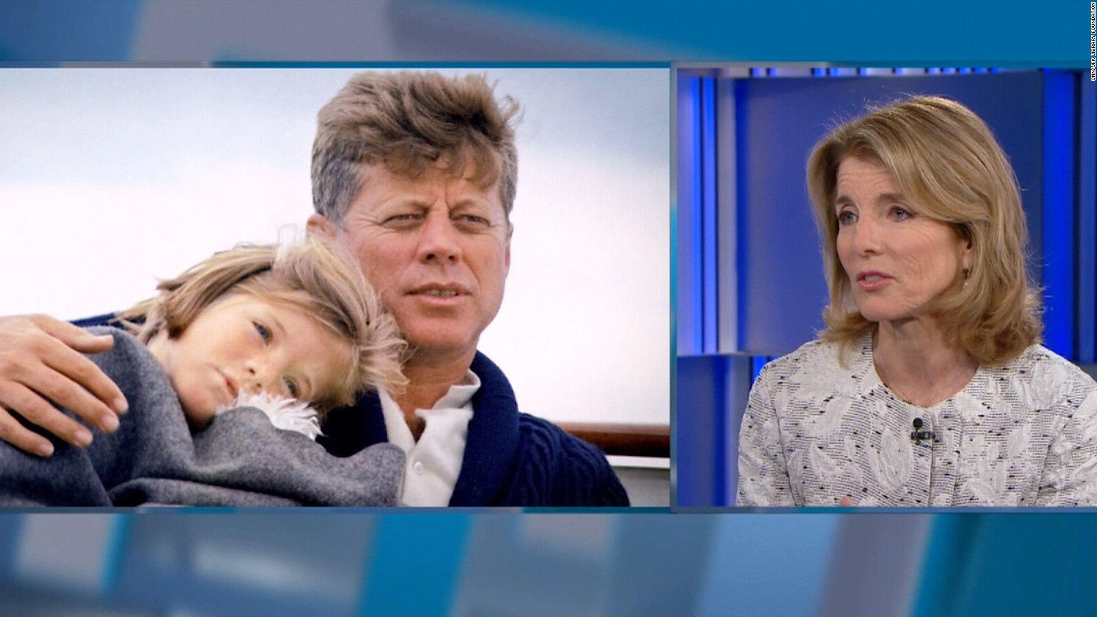 Caroline Kennedy On Dad Jfk 419 Best Education Images