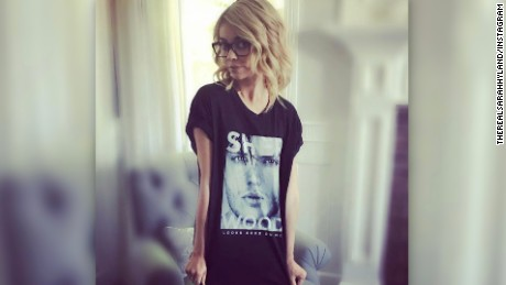 Sarah Hyland of 'Modern Family' refutes anorexia claims