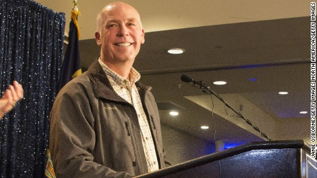How Greg Gianforte's body slam might save a Democratic Senate seat in Montana
