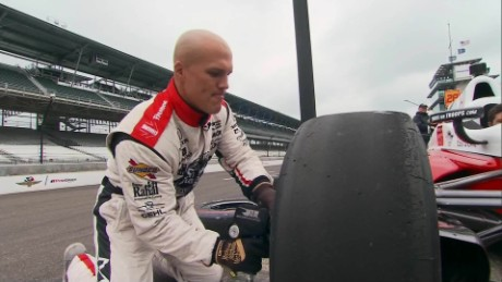 A lesson from the Indy 500 pit crew