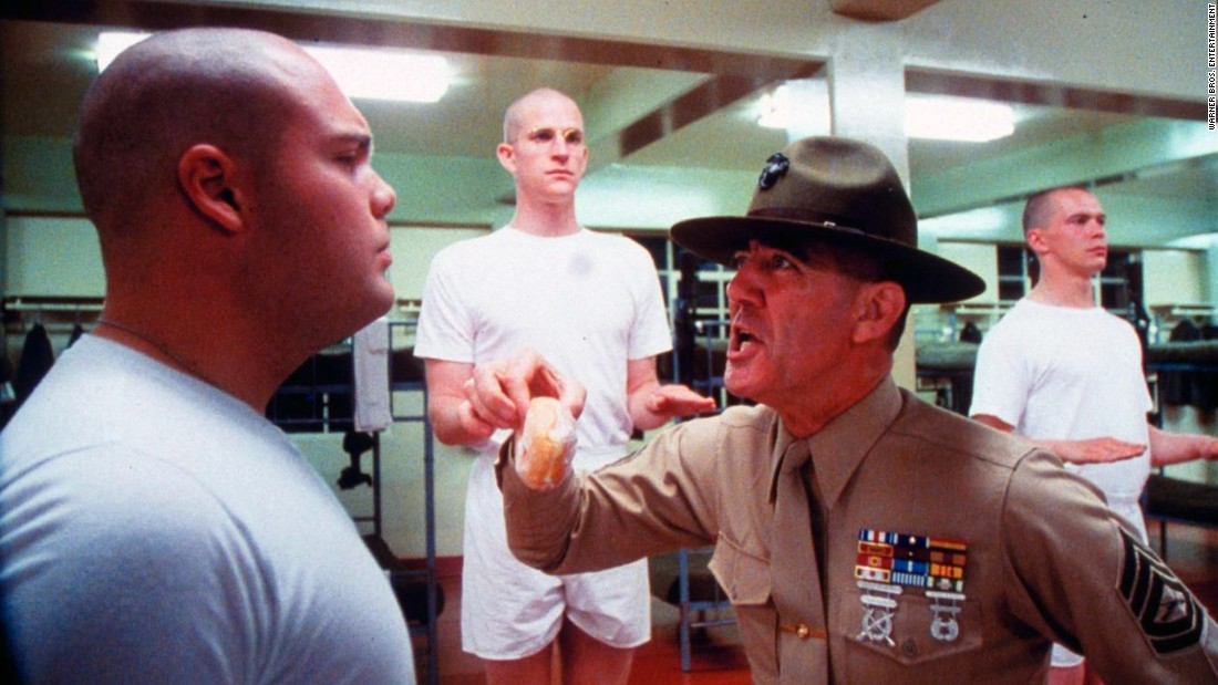 "<strong>""Full Metal Jacket"": </strong>A U.S. Marine must deal with the bloody hardships of battle in this iconic war movie. <strong>(Netflix) </strong>"