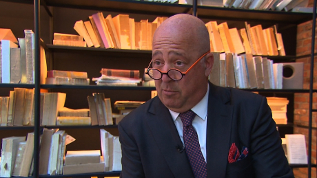 Celebrity Chef Andrew Zimmern recalls his experience with homelessness and addiction.
