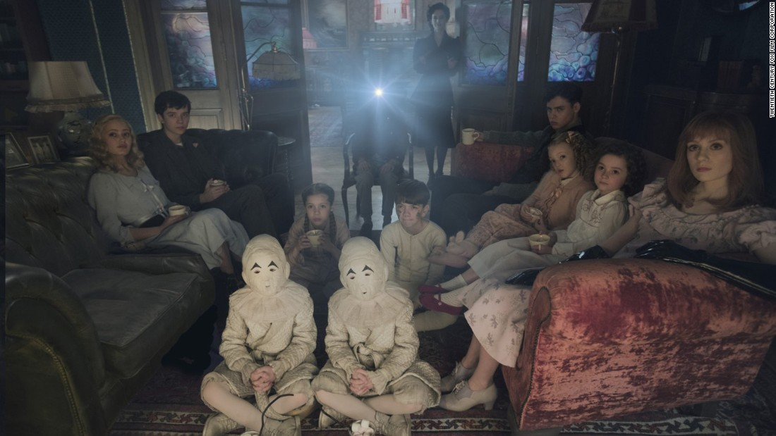 "<strong>""Miss Peregrine's Home for Peculiar Children"":</strong> This dark fantasy film based on the Ransom Riggs novel of the same name, follows a boy who discovers a mystery stretched across time.<strong> (HBO Now) </strong>"