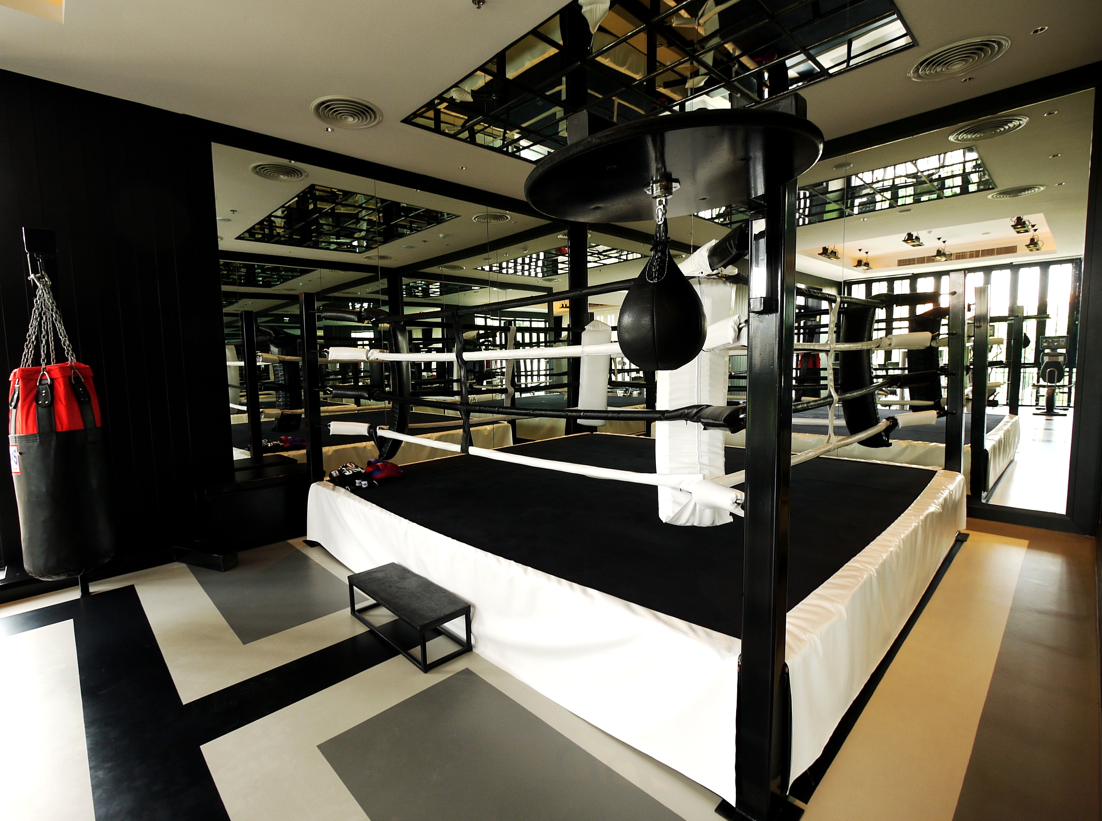 world u0027s best hotel gyms cnn travel