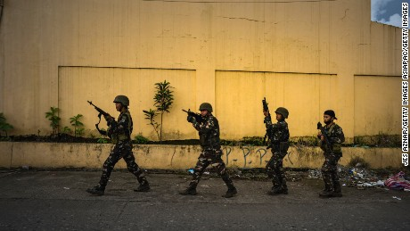 ISIS in Asia: Philippines battles growing threat