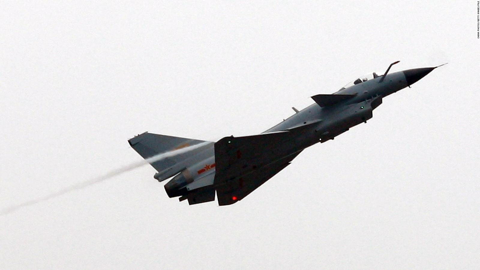 chinese jets buzz us aircraft again cnn video