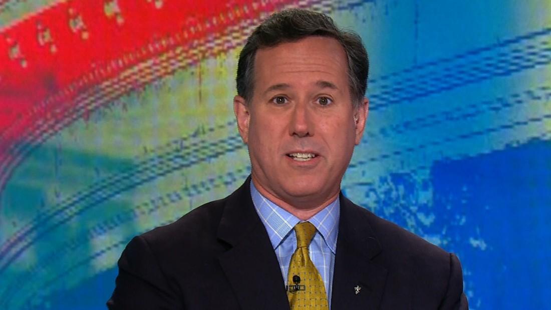 Rick Santorum to President Trump: Stop tweeting