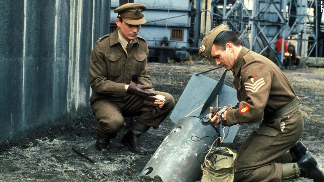 "<strong>""Danger UXB"":</strong> This classic British series is set during World War II and centers around a team of bomb disposal experts tasked with disarming and destroying thousands of potentially lethal ordnance.<strong> (Acorn TV)</strong>"