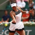 Garbiñe Muguruza french open forehand