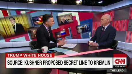 the lead former cia/nsa chief general michael hayden on kushner russia_00003504