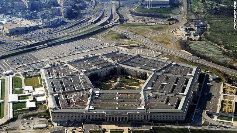 Pentagon 499 civilians killed in 2017