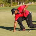 Tiger Woods back injury Barclays
